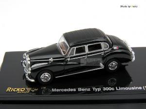 1/87 MERCEDES BENZ TYP 300C LIMOUSINE 1955 (RI003121BK)