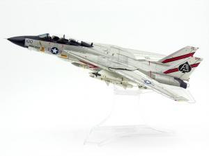 1/72 F-14A TOMCAT VF-41 BLACK ACES AJ100 1978 한정판 (CE588684BG)
