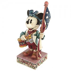 [Disney]미키마우스: Mickey / Drums / Flag (4004151)
