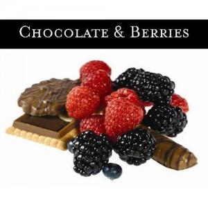 Chocolate and Berries (초코렛 베리) - 맥콜캔들