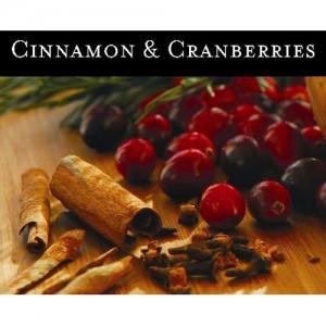 Cinnamon & Cranberries (시나몬과 덩굴원귤열매) - 맥콜캔들