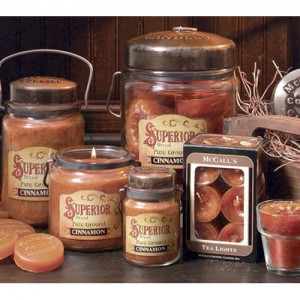 Cinnamon (시나몬) - 맥콜캔들