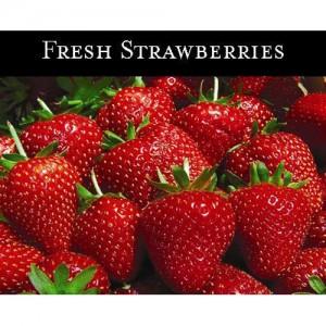 Fresh Strawberries (신선한딸기) - 맥콜캔들