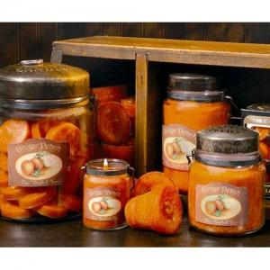 Ginger Peach (복숭아향기) - 맥콜캔들