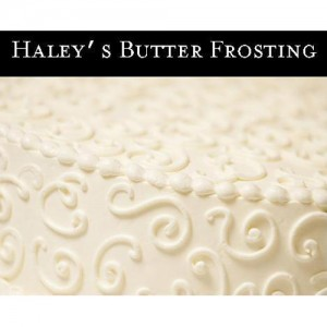 Haley's Butter Frosting(할리스 버터 프로스팅) - 맥콜캔들