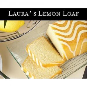 Laura's Lemon Loaf (로라의 레몬 빵) - 맥콜캔들