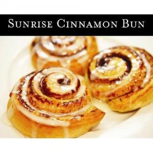 Sunrise Cinnamon Bun (선라이즈 시나몬 번) - 맥콜캔들