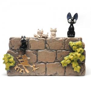 화분 (지지와 아기고양이) - 마녀배달부 키키