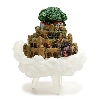 [단종]지브리마을컬렉션(라퓨타 성) - 천공의 성 라퓨타