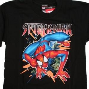[특가] SPIDERMAN: 스파이더맨 반팔티셔츠 S