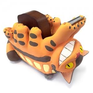 [스크레치] 테이프커터(고양이버스) -테잎.박스분실+스크레치
