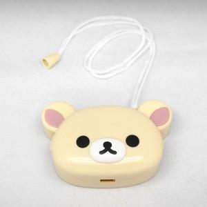 [코리락쿠마] 미니 탁상 선풍기
