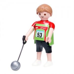 플레이모빌 해머 던지기 선수(5200)
