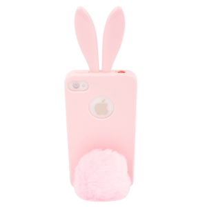 rabito blingbling iphone4/4s babypink