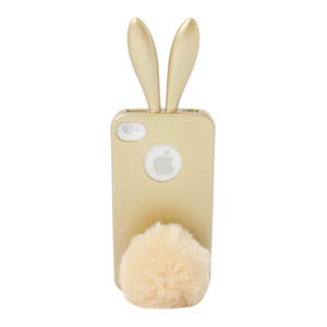 rabito blingbling iphone4/4s gold