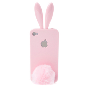 rabito blingbling iphone4(ver.2) babypink