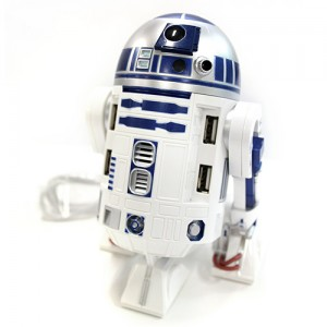 [OUTLET] 스타워즈 R2D2 USB허브