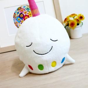 타카시 무라카미의 Fluffy P-chan 인형