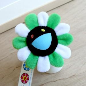 카이카이키키- Flower 핸드폰줄 (Green)