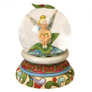 [Disney]팅커벨: Holiday Tinker Bell Waterball (4023559)