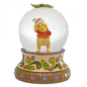 [Disney]푸우: Holiday Pooh Waterball (4023560)