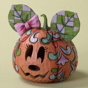 [Disney]미키마우스: Minnie Pumpkin Head Lantern(4027939)