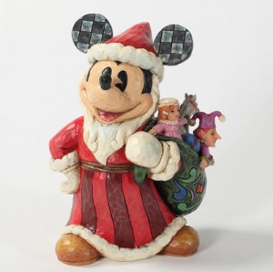 [Disney]미키마우스: Old World Santa Mickey(4027922)