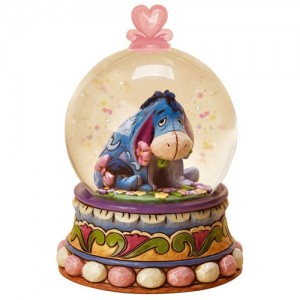 [Disney]푸우: Eeyore 65mm Waterball (4015351)