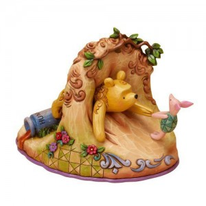 [Disney]푸우: Classic Pooh Stuck in Rabbit Hole (4016587)