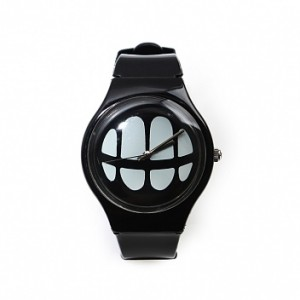 A-BASIC WATCH(BLACK)