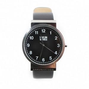 A-WORKS TIME(BLACK&BLACK)