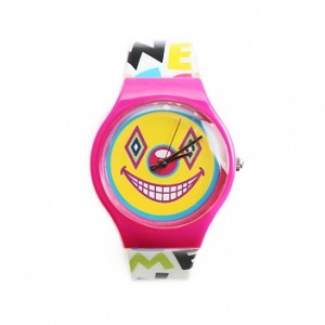 A-WELCOME WATCH(PINK)