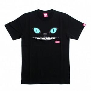 T-SMILE CAT(BLACK)