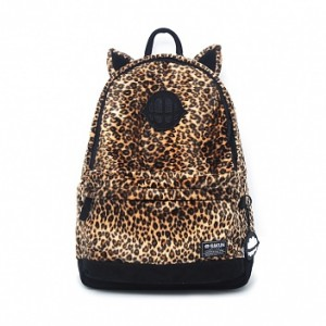 B-ZOO MOUTH BACKPACK2.0(LEOPARD)