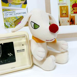 요시토모나라 Pup(펍) 인형