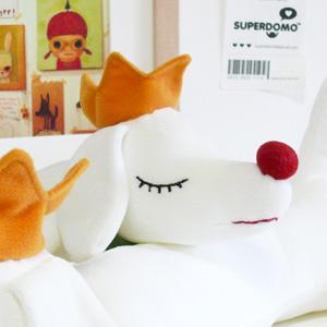 요시토모나라 Pup King (펍킹) - Small
