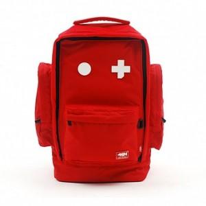 B-CT4U BACKPACK(RED)