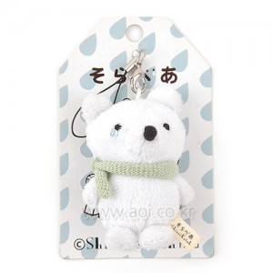북극곰(소라베어) 핸드폰줄