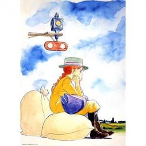 [퍼즐] 빨간머리 앤의 여행(RO 500-119)