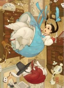 [퍼즐] 토끼와 앨리스(PL 0692)