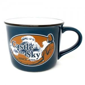지브리 머그컵 - 천공의 성 라퓨타