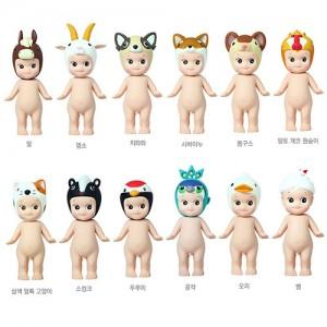 [SonnyAngel] 소니엔젤 미니피규어_Animal ver.4 (랜덤)