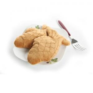 따뜻한 핫팩 쿠션 손난로 인형 붕어빵