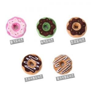 따뜻한 핫팩 손난로 인형-도넛 5종