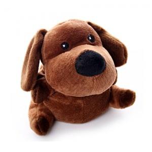 따뜻한 핫팩 쿠션 손난로 동물 인형 (강아지 B타입)