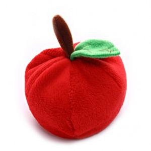 따뜻한 핫팩 쿠션 과일 인형 (사과_레드)