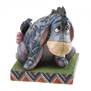 [Disney]푸우: Eeyore Personality Pose Figurine(이요르)