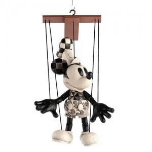 [Disney] 미키마우스 꼭두각시: Steamboat Willie Marionette