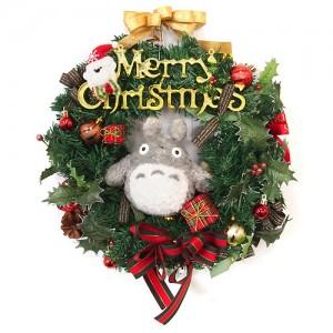 2012 크리스마스리스(후가후가대토토로S) - 이웃집토토로