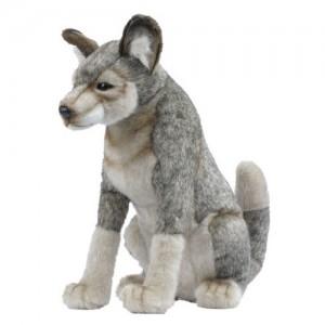 [HANSA] Graywolf Sitting (늑대1) 3335번 / 43cm